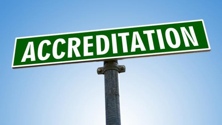 Imagini pentru accreditation